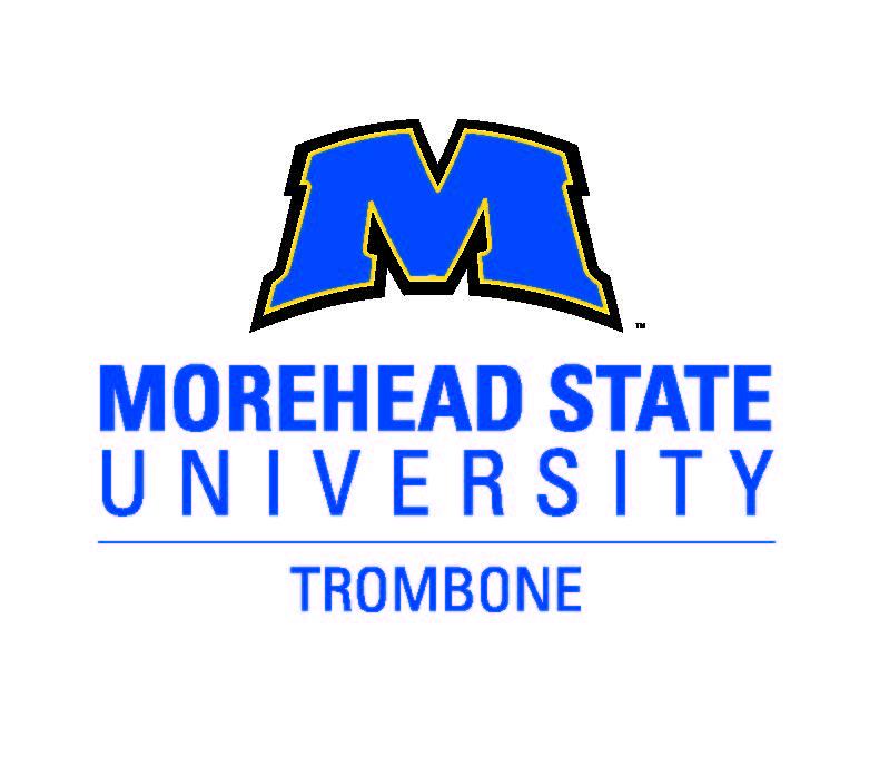 M Logo - Trombone